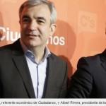 Ciudadanos propone que el País Vasco y Navarra se unan al régimen fiscal común