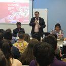 El Injuve, en colaboración con el Colegio Profesional de Politólogos y Sociólogos, se encarga de la parte española de esta enciclopedia europea online de políticas nacionales de juventud