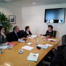 Primera reunión de trabajo con la Comisionada del Cambio Climático y Agenda 2030 para el desarrollo sostenible