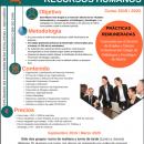 Máster Profesional en Dirección de RRHH con PRÁCTICAS REMUNERADAS