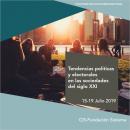 Curso: «Tendencias políticas y electorales en las sociedades del siglo XXI» CIS-Fundación Sistema